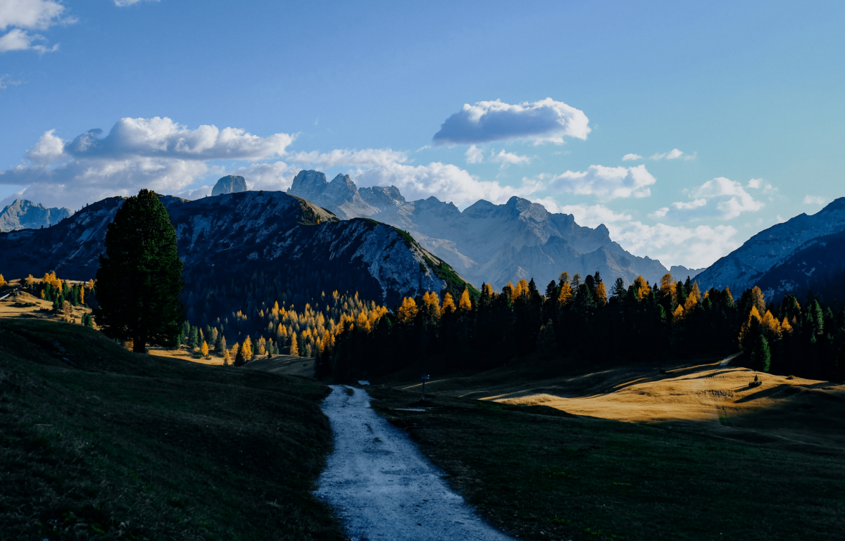 L'Altavia n. 1 delle Dolomiti: da Braies a Belluno