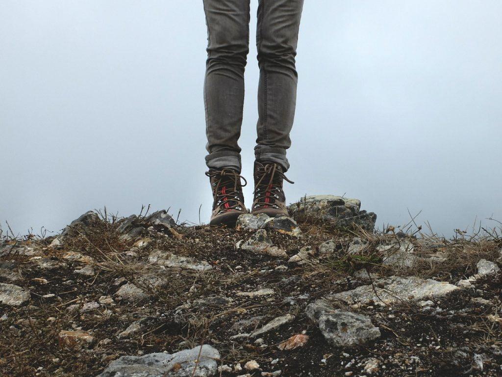 Come scegliere le scarpe da trekking in montagna Dolomiti