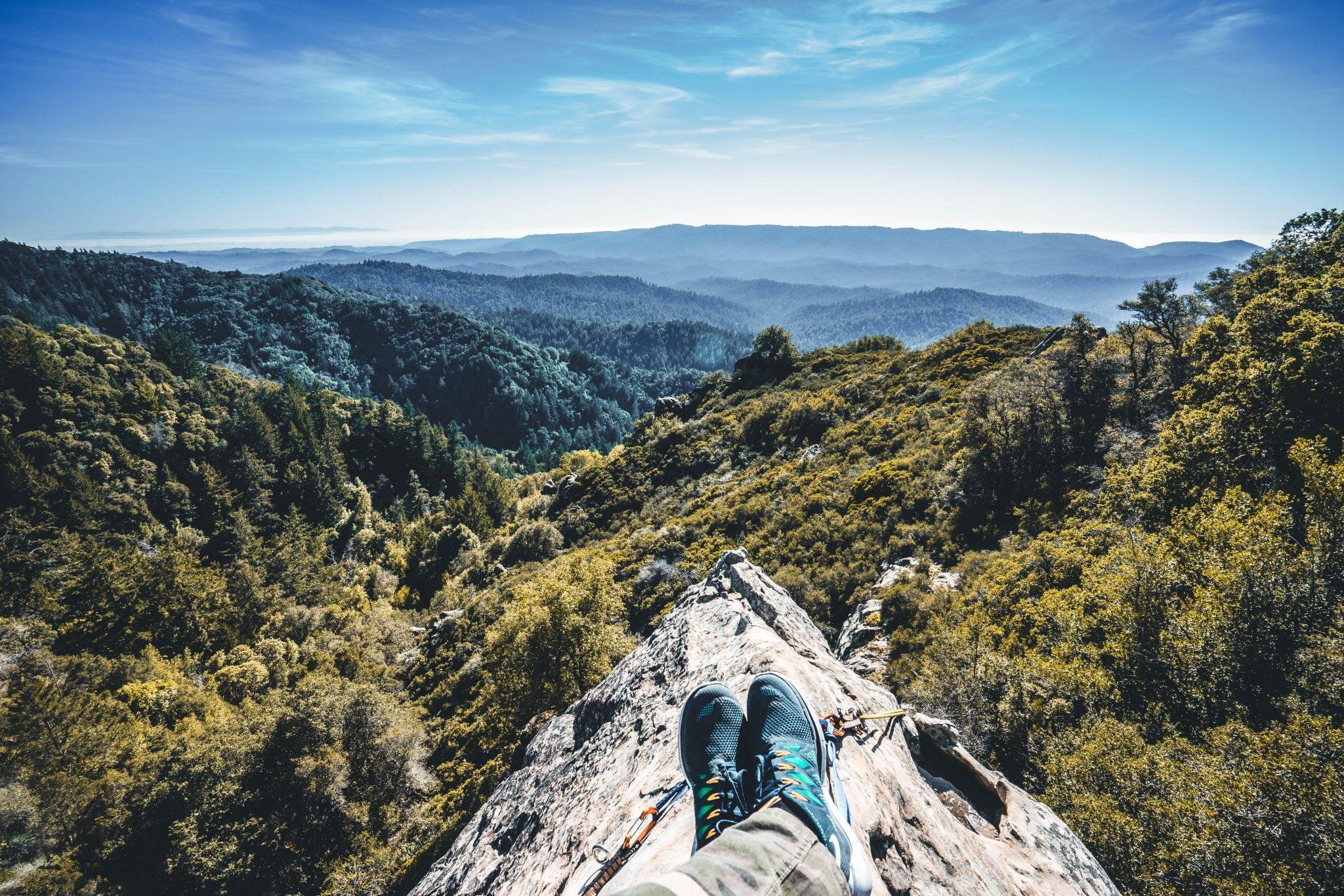 Come scegliere le scarpe da trekking in montagna