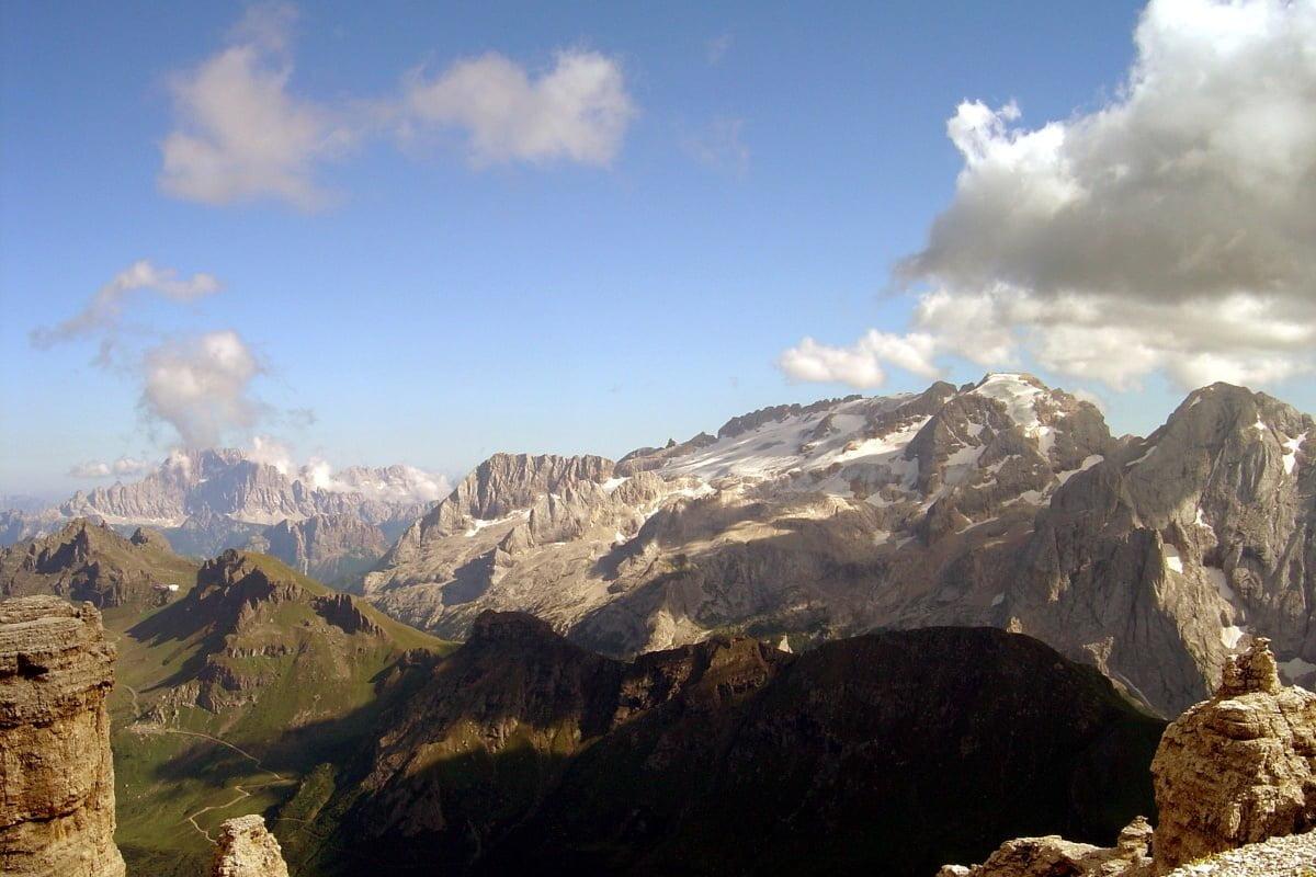 Escursione a Punta Penia sulla Marmolada, Regina delle Dolomiti
