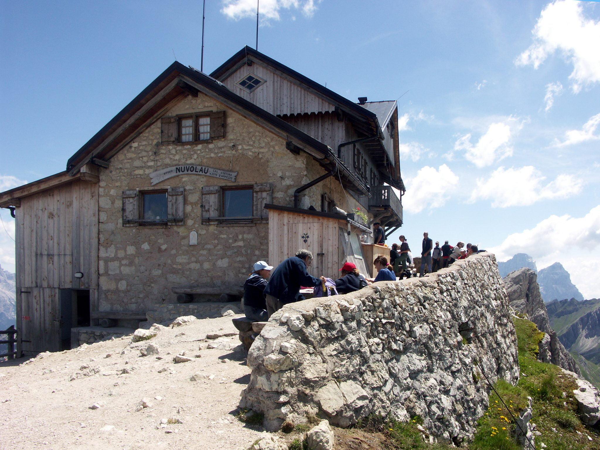 Rifugi Averau e Nuvolau: i più belli delle Dolomiti