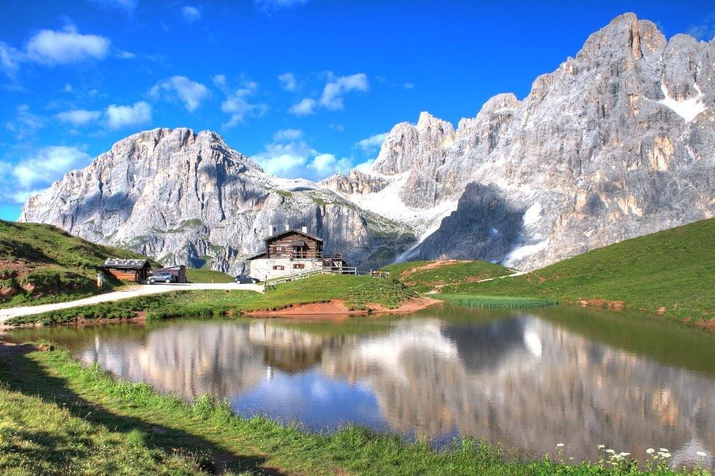 Baita segantini: escursione in montagna con bambini