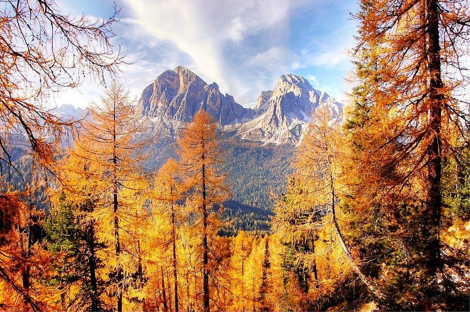Le 5 migliori escursioni da fare in autunno sulle Dolomiti