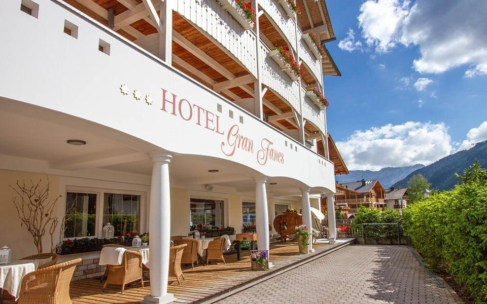 Hotel Gran Fanes: relax in sicurezza sulle Dolomiti