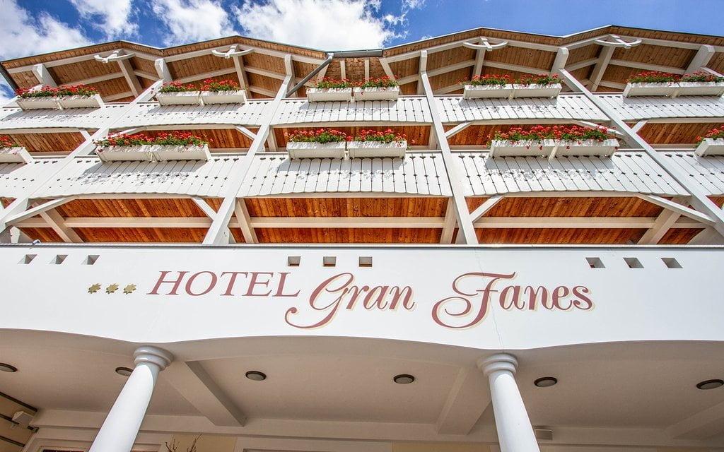 Inverno da sogno sulle Dolomiti all'Hotel Gran Fanes
