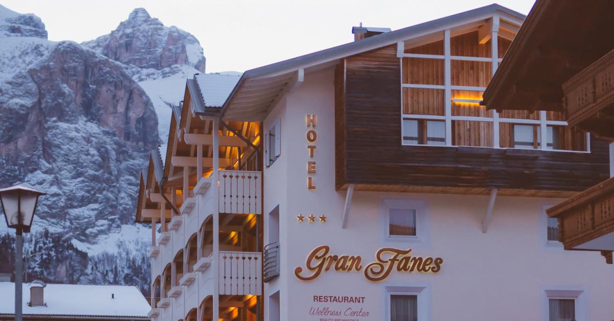 Natale è alle porte: regalati il relax dell'Hotel Gran Fanes di Corvara
