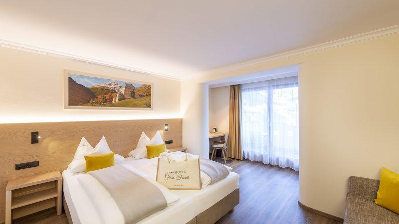 Hotel Gran Fanes di Corvara: siamo pronti per ripartire