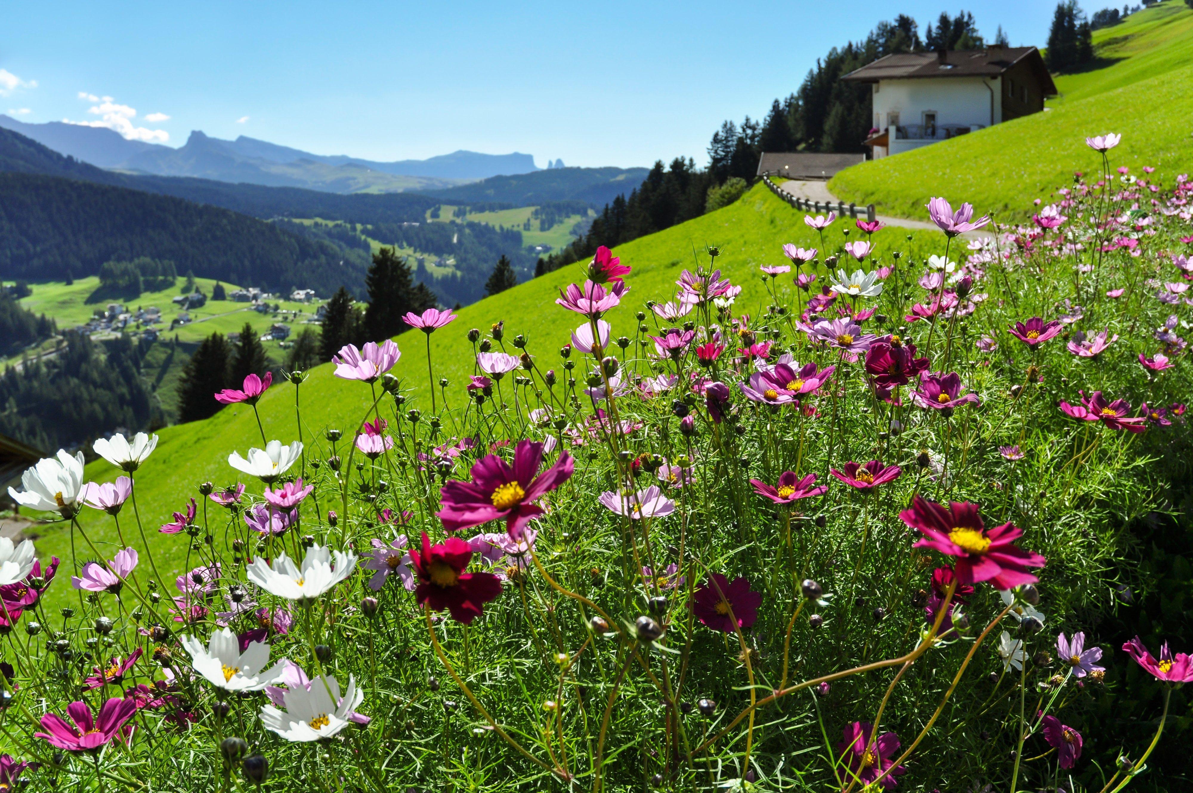 Escursioni primaverili sulle Dolomiti