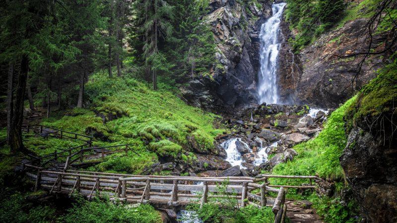Le cascate più belle delle Dolomiti da non perdere