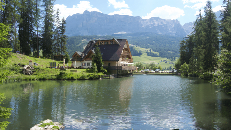Tru di Lec: il sentiero dei laghi in Alta Badia, tra Sompunt e Lech da Lunch